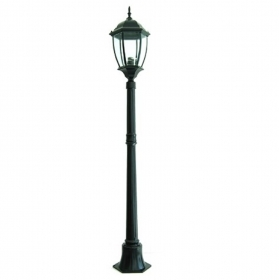 Lamppost garden New York 1 light E27 for outdoor lantern height 180cm IP65